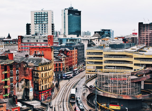 Manchester UK recruiters and headhunters